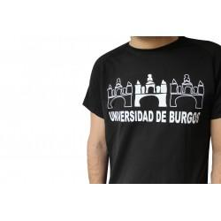 Camiseta técnica tres logos