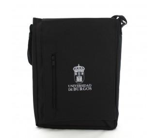 Bandolera escudo UBU color negro