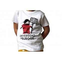 Camiseta infantil pingüino