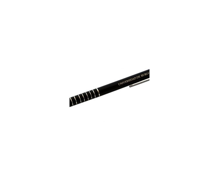 Bolígrafo de aluminio con puntero táctil