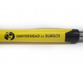 Bolígrafo caribe amarillo