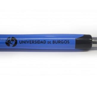 Bolígrafo caribe azul