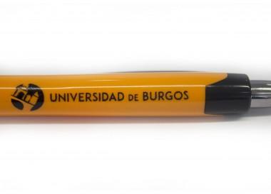 Bolígrafo caribe naranja