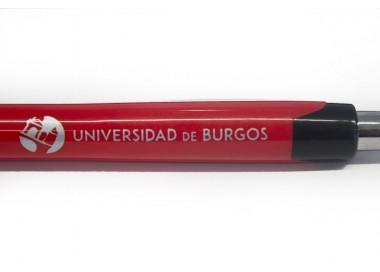 Bolígrafo caribe rojo