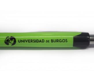 Bolígrafo caribe verde