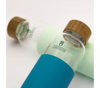 Botellas de borosilicato