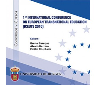 1st International Conference on European Transnational Education (ICEUTE 2010)