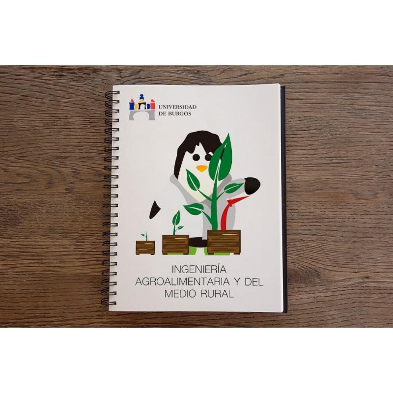 Cuaderno de titulaciones: Ingeniería Agroalimentaria y del Medio Rural