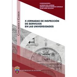 X Jornadas de inspección de Servicios en las universidades