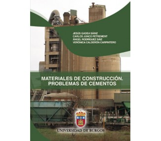 Materiales de construcción. Problemas de cementos