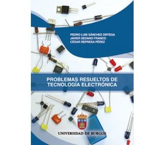 Problemas resueltos de tecnología electrónica