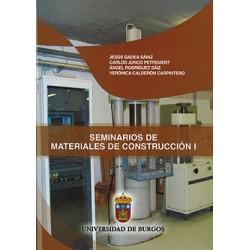 Seminarios de Materiales de Construcción