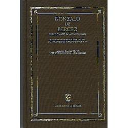 Vida de Santo Domingo de Silos por Gonzalo de Berceo. (Edición facsimil)