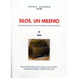 Silos. Un milenio. IV Arte
