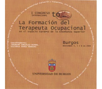 La formación del terapeuta ocupacional en el espacio europeo de enseñanza superior