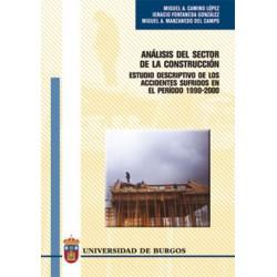 Análisis del sector de la construcción: Estudio descriptivo de los accidentes sufridos en el periodo 1990-2000