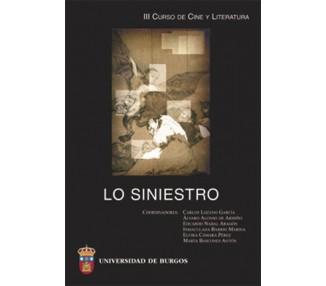 Lo siniestro. III Curso de Cine y Literatura