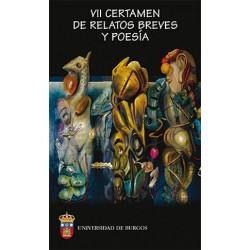 VII Certamen de Relatos Breves y Poesía