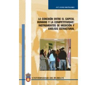 La conexión entre el capital humano y la competitividad: instrumentos de medición y análisis estructural