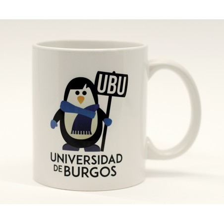 Taza UBU Pingüino