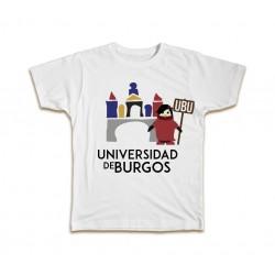 Camiseta UBU pingüino