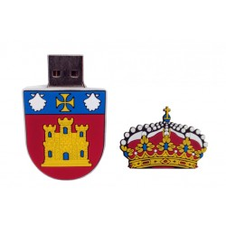 USB Escudo. Universidad de Burgos