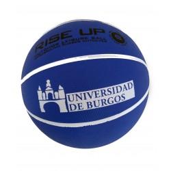 Balón de Baloncesto. Universidad de Burgos