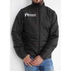 Abrigo negro básico
